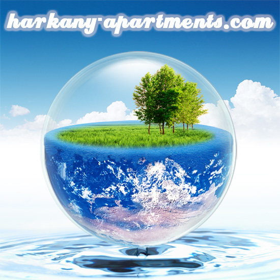 Harkany apartments accommodation in Hungary